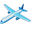 Plane Icon | Standard Transport Iconset | Aha Soft image #2507