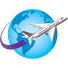 Plane Travel Flight Tourism Travel Icon image #4962