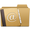 File Related To Address Icon Address Book Icon Iconza image #1760