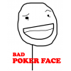 Download And Use Poker Face  Clipart image #29471