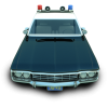 Police Car Icon image #4269