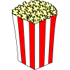 Free Popcorn Pictures Clipart thumbnail 9435