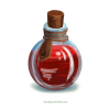 Potion Icon Vector image #15620