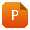 Ppt Flat Ios7 Style Documents Icon image #43945