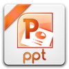 Ppt Icon | Basic Filetypes 2 Iconset | Trayse101 image #494