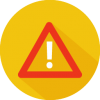 Problem Warning Icon image #2767