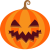 Vector Icon Pumpkin image #32162
