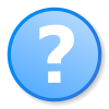 Question Vector Icon image #26811