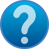 Question Mark Button Icon   Free Clip Art image #1147