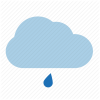 Svg Cloud Rain Free image #11041