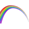 Free Vector Download Rainbow image #7009