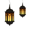 Ramadan Lamp Duo Transparent image #42055