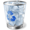 Free Vector Download Garbage Bin image #10516