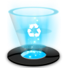 Recycle Bin Free Vectors Download Icon image #16268