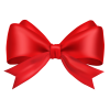 Red Bow Ribbon Png No Background image #42242