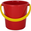 Red Bucket Picture Icon  Format image #48899