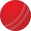 Red Cricket Ball image #28872