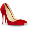 Red Heels, Pair Shoes  Icon image #46803