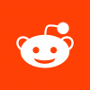 Red Reddit Icon image #25858