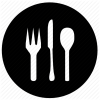 Restaurant Icon  Plate image #4874