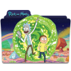 Rick And Morty Series Folder 2 Icon image #43806