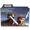 Rick And Morty Star Wars Folder Icon image #43816