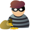 Robber Icon image #5023