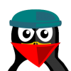 Robber Tux Icon image #5025