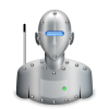 Robot Save Icon Format image #30497