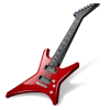 Rock Guitar Icon image #17573