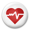 Round Heart Icon thumbnail 3337