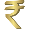 Free Download Of Rupees Symbol Icon Clipart image #27196