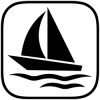 Icon Sailing Drawing image #14110