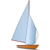 Free Download Of Sailing Icon Clipart image #36574