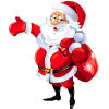 Download Free High-quality Santa Claus  Transparent Images image #34000