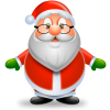 Background Transparent Santa Claus image #34018