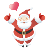 Santa Claus  Transparent Images image #34007