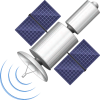 Library  Satellite Icon image #5537