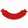 Sausage Icon Size image #16419