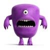 Scary Monster Icon image #2736