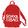School Bag Transparent Icon image #23336