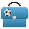 School Bag Icon Symbol image #23323
