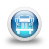 School Bus Icon Symbol image #23314
