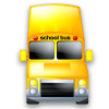 Icon Transparent School Bus image #23316