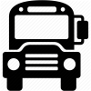 School Bus Icon image #9719