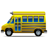 School Bus, Transportation Icon image #14065
