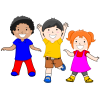 School Children  Clipart Collection image #28320
