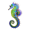 Seahorse In image #24545