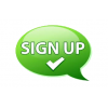 Image  Transparent Sign Up Button image #28482