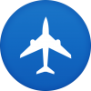 Similar Icons With These Tags: Plane Flight Weibo Hotel Icon Car image #2496